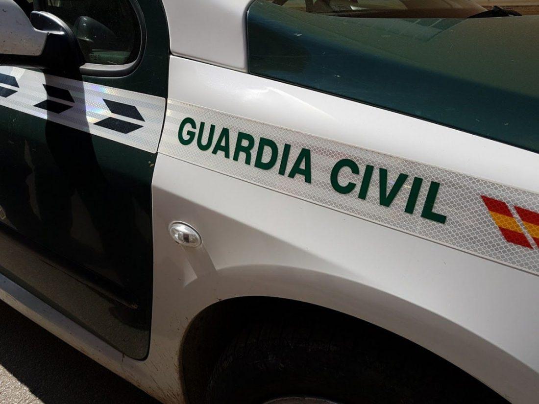 AionSur Guardia-civil Detenido en El Coronil un hombre reclamado por intento de homicidio El Coronil Sucesos