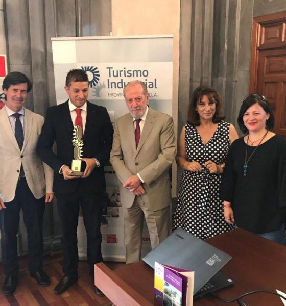 AionSur Industria-premio-procavi-560x600 Procavi y Lagar de Osset, premios de Turismo Industrial Provincia de Sevilla 2019 Marchena Provincia