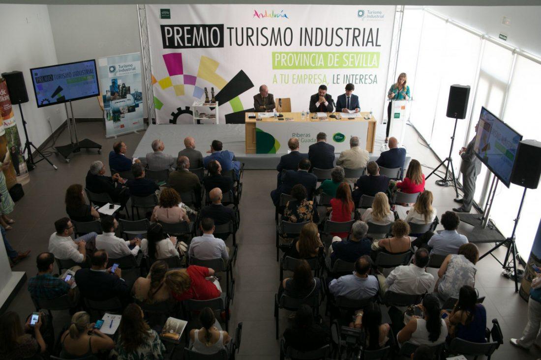 "AionSur Premios-Turismo-Industrial-2018 Once candidaturas optan al VI Premio ""Turismo industrial provincia de Sevilla"" Sevilla"