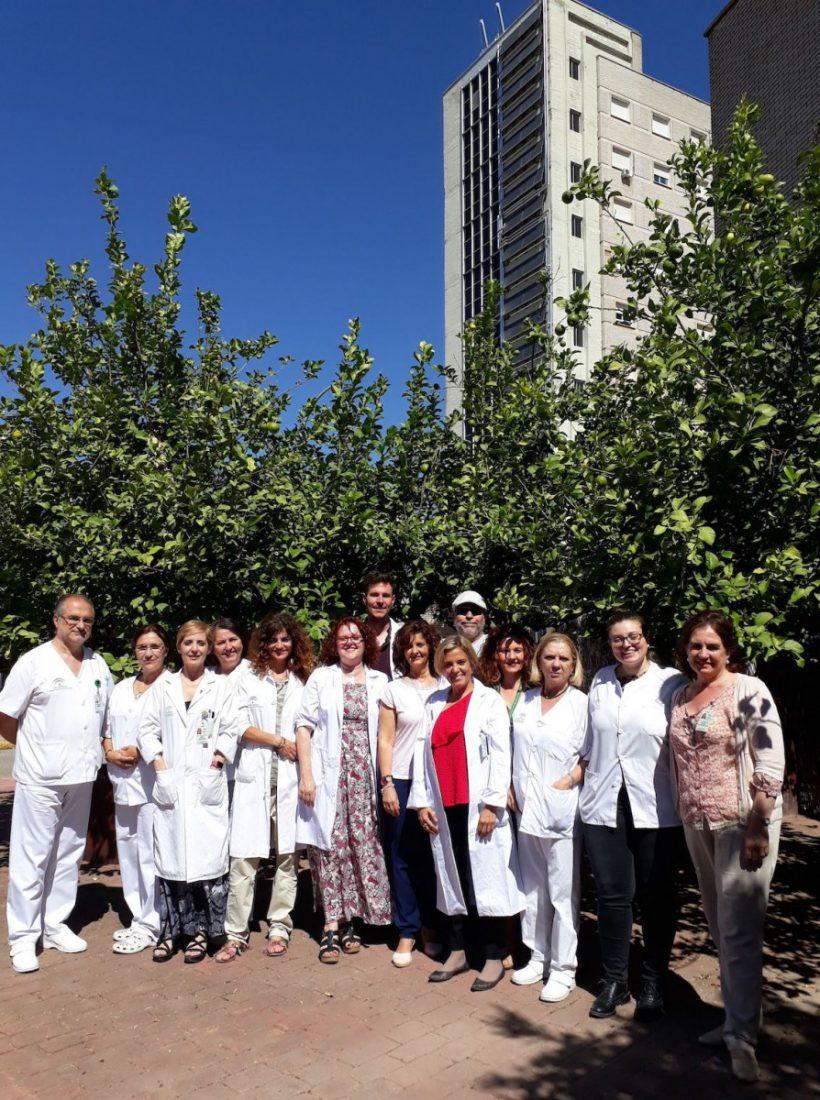 AionSur SERVICIO-PREVENTIVA-VALME El Valme desarrolla una herramienta pionera contra el contagio de bacterias Salud Sevilla