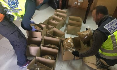 AionSur TABACO-ECIJA-1-400x240 Incautados en Écija más de 2.200 kilos de tabaco de contrabando Ecija Sucesos