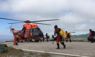 AionSur UME03-400x240 La UME de Morón de la Frontera se une a los efectivos que luchan contra el fuego en Gran Canaria Incendios Forestales Sucesos  destacado