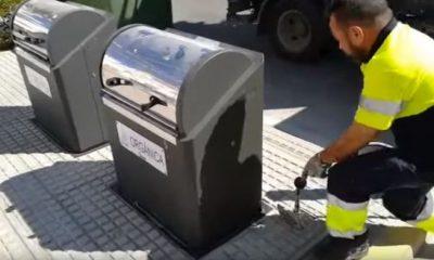 AionSur basura-400x240 Entran en servicio los nuevos contenedores soterrados de Arahal Arahal