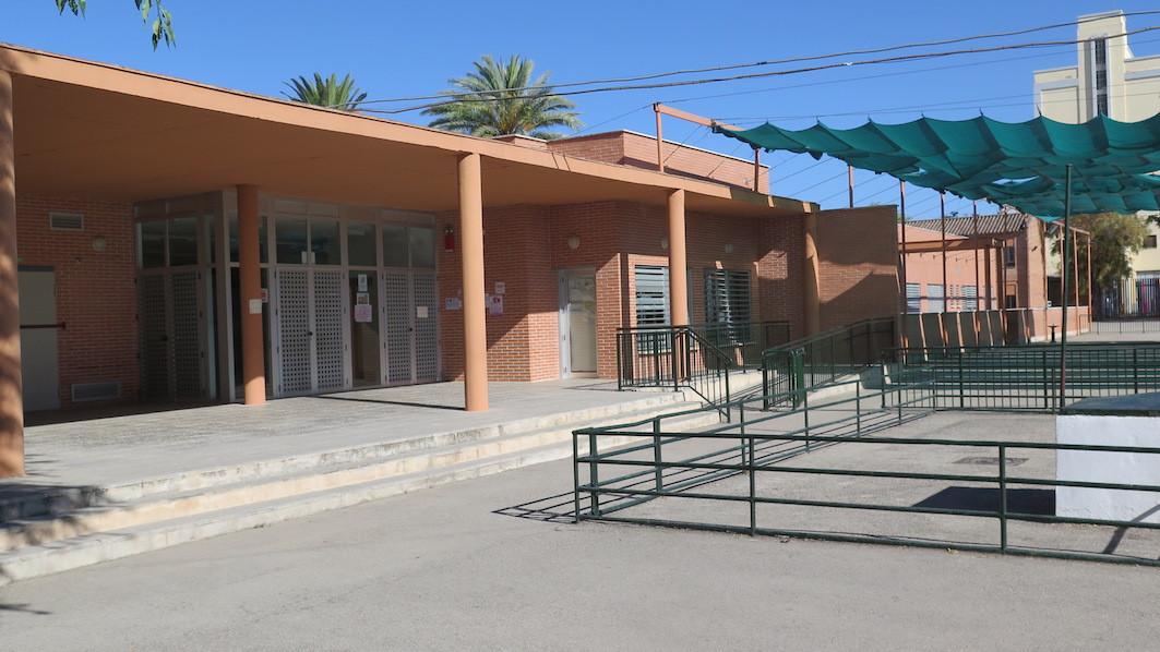 AionSur colegio-Herrera Inversión de casi 75.000 euros para climatizar un colegio de Herrera Educación Herrera
