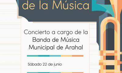 AionSur concierto-Arahal-400x240 Cursos de dibujo, concierto y oferta de libros en la biblioteca esta semana en Arahal Agenda Arahal Cultura
