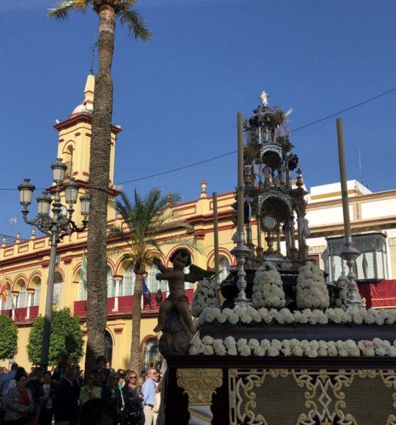 AionSur corpus-arahal-560x600 Un fin de semana de Corpus en Arahal Arahal Semana Santa  destacado