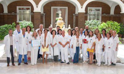 AionSur enfermeras-virgen-rocio-400x240 Reconocimiento nacional al servicio de enfermería del Virgen del Rocío Salud Sevilla