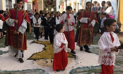 AionSur marchena-corpus-400x240 Corpus Christi en Marchena, un museo de arte popular y religioso en la calle Cultura Marchena