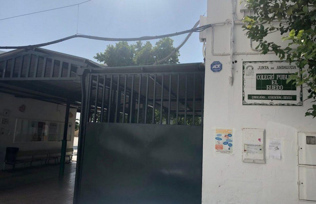 AionSur obras-ElRuedo-Arahal El colegio El Ruedo de Arahal contará con 17 aulas climatizadas en septiembre Arahal Diputación Educación Marchena  destacado