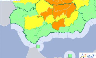 AionSur ola-calor-400x240 La Aemet activa a mediodía avisos por calor en varias zonas de Andalucía Andalucía Sociedad