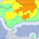 AionSur ola-calor-80x80 La Aemet activa a mediodía avisos por calor en varias zonas de Andalucía Andalucía Sociedad