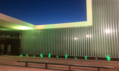 AionSur teratro-Arahal-ELA-400x240 Arahal ilumina de verde el Teatro Municipal por la ELA Arahal