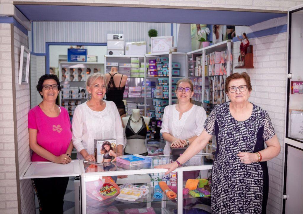 AionSur Arahal-Lutgarda-tienda-1024x723 Lutgarda, la mujer detrás de toda una estirpe de tenderos Arahal Sociedad destacado
