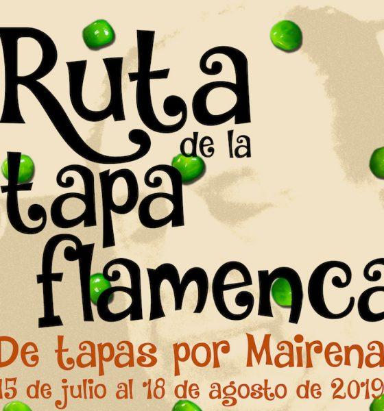 AionSur CartelRutaTapaFlamenca2019-560x600 En marcha una nueva edición de la Ruta de la Tapa Flamenca de Mairena del Alcor Mairena del Alcor Sociedad