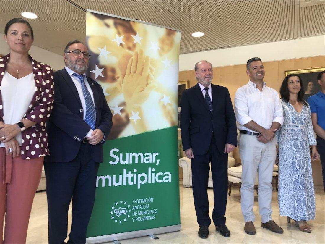 AionSur FAMP-aion La FAMP celebra en Sevilla la última reunión de esta legislatura Diputación Provincia