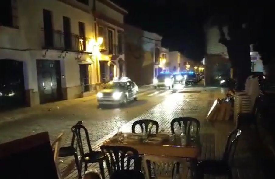 AionSur GUARDIA-CIVIL Seis detenidos por una reyerta con arma blanca en La Puebla de Cazalla, con resultado de 5 heridos La Puebla de Cazalla Sucesos  destacado