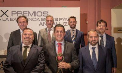 AionSur JIMECA-1-400x240 Una empresa de Arahal, Jimeca S.L, recibe un premio a la Excelencia de las Pymes andaluzas Arahal Empresas  destacado