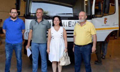 AionSur Jimeca-LaPuebla-400x240 Nuevo camión para el servicio de obras en La Puebla de Cazalla La Puebla de Cazalla