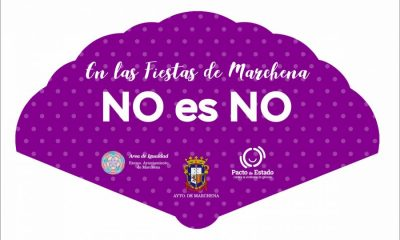 AionSur Marchena-fiestas-1-400x240 'No es no', el mensaje que presidirá la lucha contra la violencia en todas las fiestas de Marchena Marchena Sociedad
