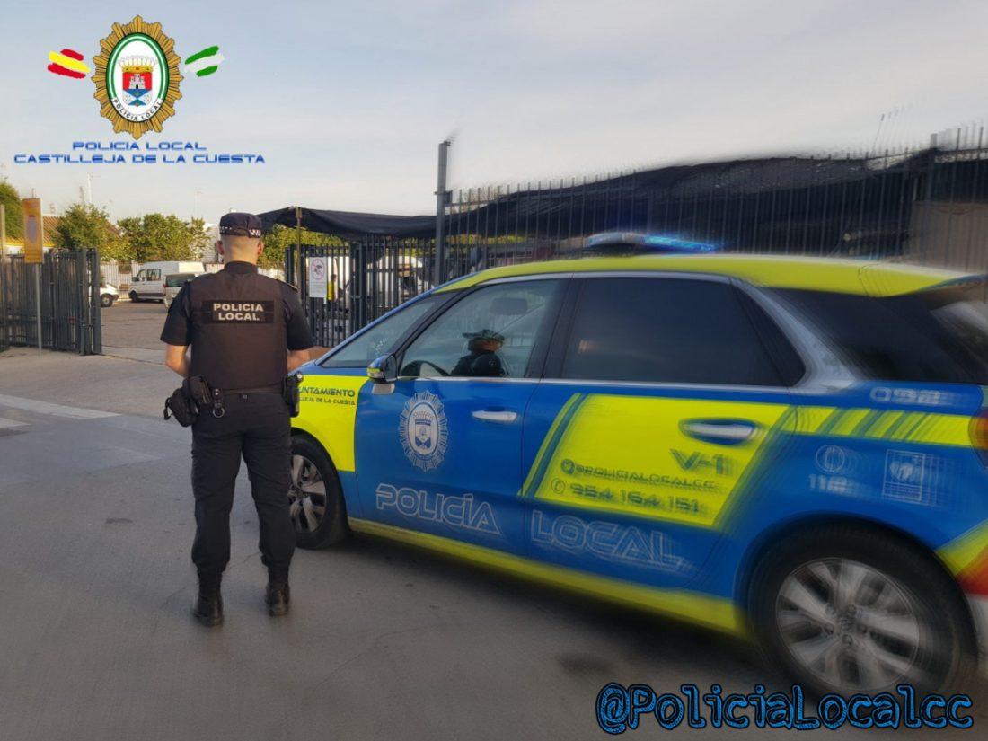 AionSur Poli-Castilleja Detenido tras intentar ocupar dos veces la misma casa en Castilleja de la Cuesta Castilleja de la Cuesta Sucesos