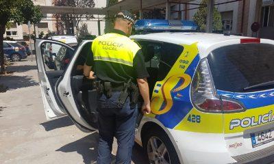 """AionSur Policia-Local-Sevilla-400x240 Detenido en Sevilla porque se le """"olvidó"""" regresar a la cárcel tras un permiso Sevilla Sucesos"""