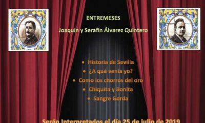 AionSur Teatro-Arahal-400x240 Cine, música y teatro por barriadas para las noches de verano en Arahal Agenda Arahal