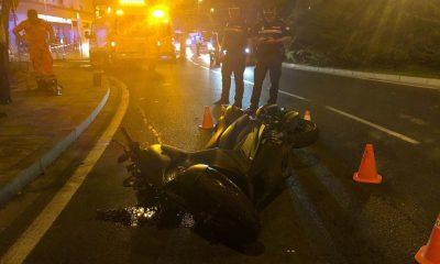 AionSur accidente-400x240 Fallece un hombre de 32 años en un accidente de moto en Sevilla Sevilla Sucesos  destacado