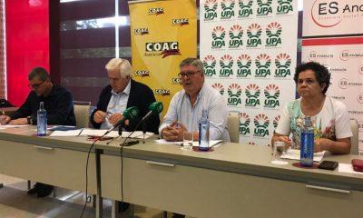 AionSur aceite-coag-rueda-400x240 Grito de alerta de los productores de aceite: el precio de venta, en 2 euros, y los costes en 2,70 Agricultura Economía