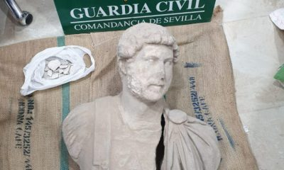AionSur adriano-Sevilla-400x240 Recuperada en Écija una pieza arqueológica del emperador 'Adriano' única en el mundo Sucesos  destacado
