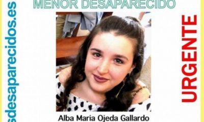 AionSur alba-400x240 Buscan a una menor de 17 años desaparecida en Los Palacios Los Palacios Sucesos