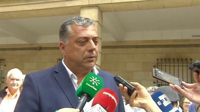 AionSur alcalde-coripe El exalcalde de Coripe le recuerda a la Generalitat que el Judas no es odio, sólo fiesta Coripe Sociedad
