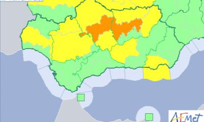 AionSur calor-400x240 Activados avisos naranja y amarillo en varias zonas de Andalucía Andalucía Sociedad