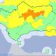 AionSur calor-80x80 Activados avisos naranja y amarillo en varias zonas de Andalucía Andalucía Sociedad