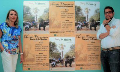 AionSur cartel-feria-Herrera-400x240 Salen a la luz los carteles de la Feria y la Noche Flamenca de Herrera Cultura Herrera