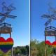 AionSur cazalla-cartel-80x80 Atentan contra el cartel del Orgullo en Cazalla de la Sierra Provincia Sucesos