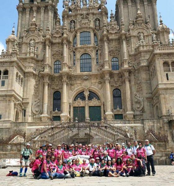 AionSur chicas-rosas-560x600 Cuarta Ruta Jacobea para las 'Chicas Rosas' de Patología Mamaria de Valme Hospitales Salud