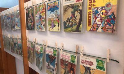 AionSur comic-herrera-1-400x240 Tebeos de toda la vida en la Casa de la Cultura de Herrera Cultura Herrera