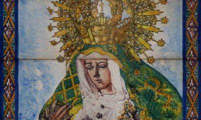 AionSur macarena-400x240 Roban un retablo de La Macarena custodiado en un edificio de Alcalá de Guadaíra Alcalá de Guadaíra Sucesos