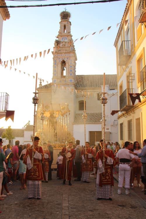 AionSur madre-de-dios-del-carmen Todo preparado para la salida de la Virgen Madre de Dios del Carmen en Arahal Arahal Cultura  destacado