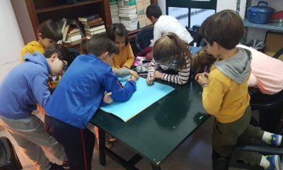 AionSur movimiento-junior-arahal-400x240 Amplia participación de Arahal en el VII Encuentro de la Federación de Movimientos Junior de España Arahal Sociedad