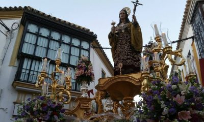AionSur patrona-Arahal-Santa-María-Magdalena-400x240 Fiestas patronales en Arahal: procesión, coplas y actividades lúdicas Arahal  destacado