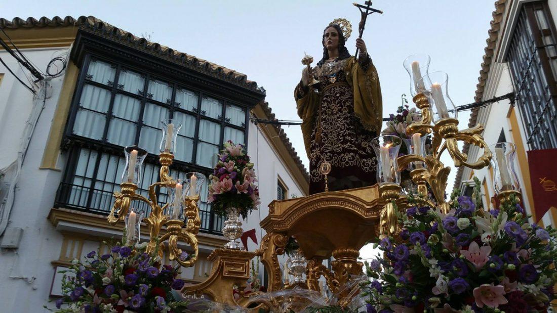 AionSur patrona-Arahal-Santa-María-Magdalena Fiestas patronales en Arahal: procesión, coplas y actividades lúdicas Arahal  destacado