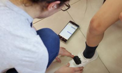 AionSur piecito1-400x240 Una podóloga sevillana crea un método para prevenir problemas al andar en la edad adulta Salud Sevilla