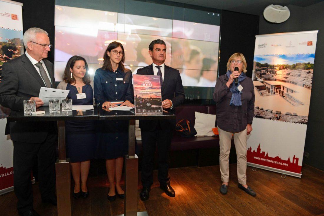 AionSur prodetur-munich Sevilla busca en Múnich aumentar el flujo de turistas alemanes en la provincia Economía Provincia