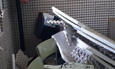 AionSur robo-Marchena-400x240 Roban en el local de ensayo de la chirigota 'Los Trianas' de Marchena Marchena Sucesos