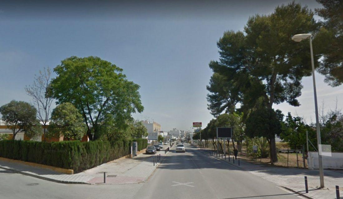 AionSur travesía-SanIgnacio-Marchena En marcha la contratación de las obras del nuevo apeadero de autobuses de Marchena y de dos calles Marchena