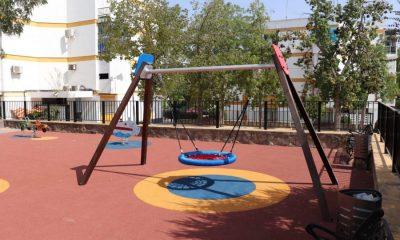 AionSur unnamed-400x240 El Ayuntamiento de Arahal instala los primeros columpios inclusivos en tres parques Arahal Marchena  destacado