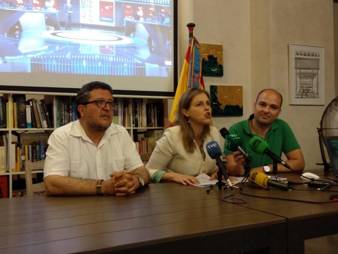 AionSur vox Vox saca adelante una moción para dotar a Sevilla capital de cien nuevos policías Política Sevilla