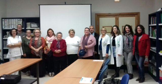Un centro de salud de Dos Hermanas acerca la educacióndiabetológica avanzada a la atención primaria
