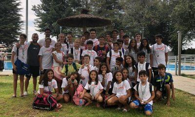 AionSur 48629260481_c0f2ffa021_z-400x240 El equipo de natación de Arahal bate su récord de medallas Deportes Natación  destacado